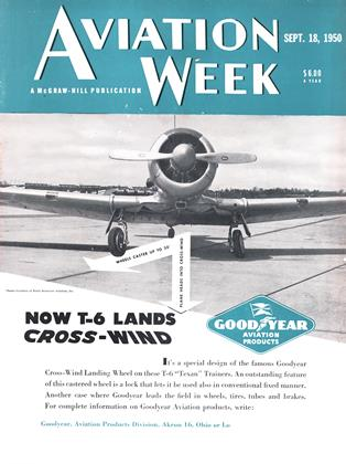 Cover for the September 18 1950 issue