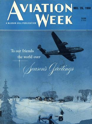 Cover for the December 25 1950 issue