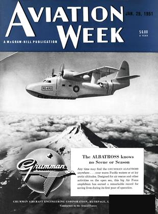 Cover for the January 29 1951 issue
