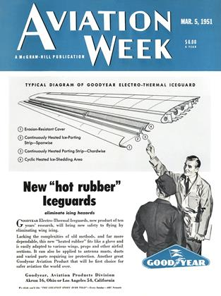 Cover for the March 5 1951 issue