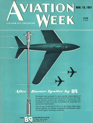 Cover for the March 19 1951 issue
