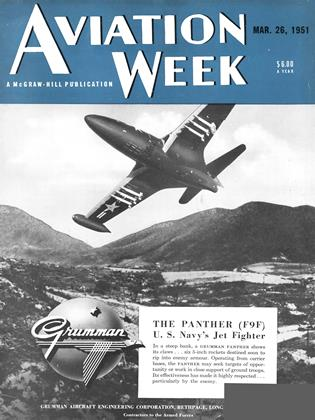 Cover for the March 26 1951 issue