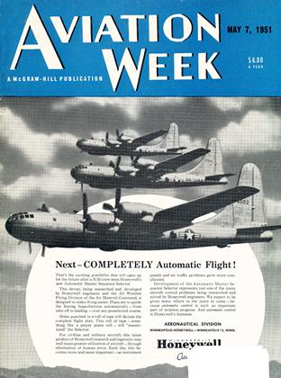 Cover for the May 7 1951 issue