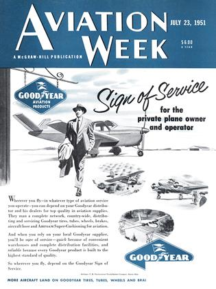 Cover for the July 23 1951 issue