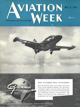Cover for the October 8 1951 issue