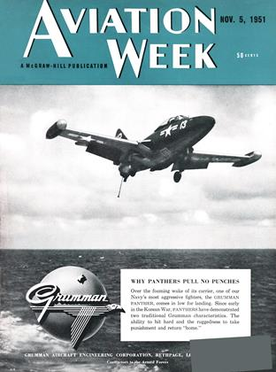 Cover for the November 5 1951 issue