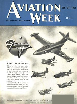 Cover for the December 31 1951 issue