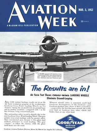 Cover for the March 3 1952 issue
