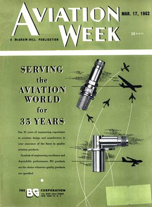 Cover for the March 17 1952 issue