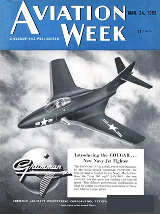 Cover for the March 24 1952 issue