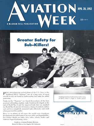 Cover for the April 28 1952 issue