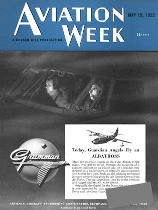 Cover for the May 19 1952 issue