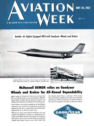 Cover for the May 26 1952 issue