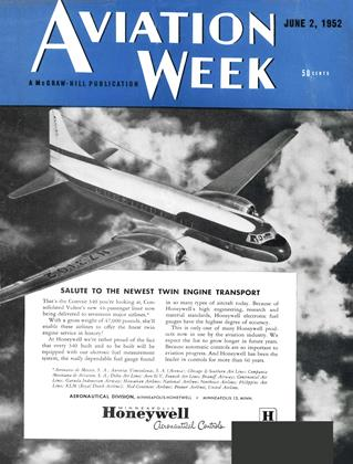 Cover for the June 2 1952 issue