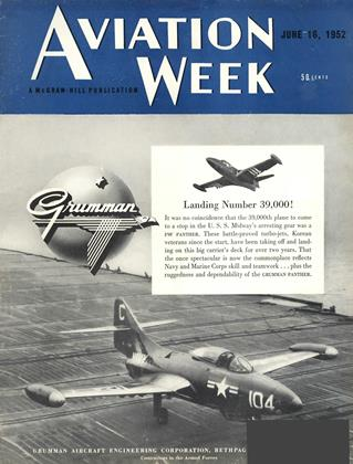 Cover for the June 16 1952 issue