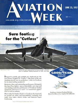 Cover for the June 23 1952 issue