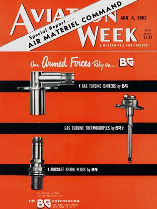Cover for the August 4 1952 issue