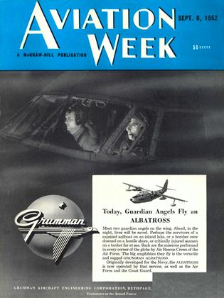 Cover for the September 8 1952 issue