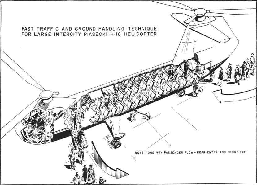 Big Future Forecast for Intercity Copters, Page: 91 - OCT. 13, 1952 | Aviation Week