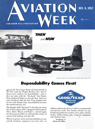 Cover for the December 8 1952 issue