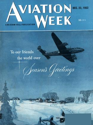 Cover for the December 22 1952 issue