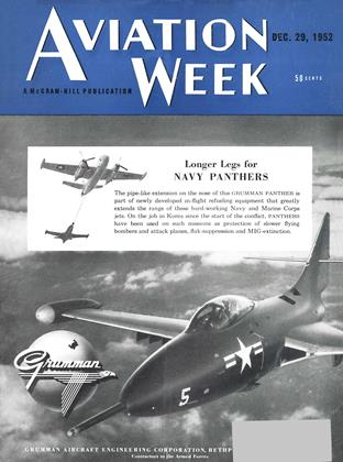 Cover for the December 29 1952 issue