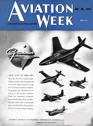Cover for the January 26 1953 issue