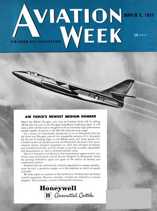 Cover for the March 9 1953 issue