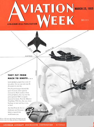 Cover for the March 23 1953 issue