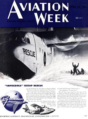 Cover for the April 20 1953 issue