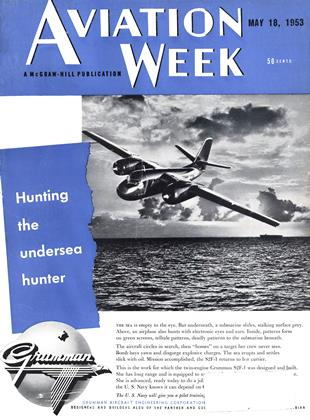 Cover for the May 18 1953 issue