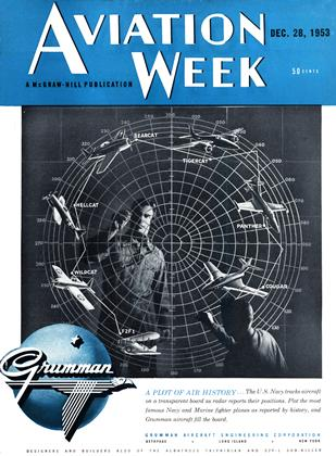 Cover for the December 28 1953 issue