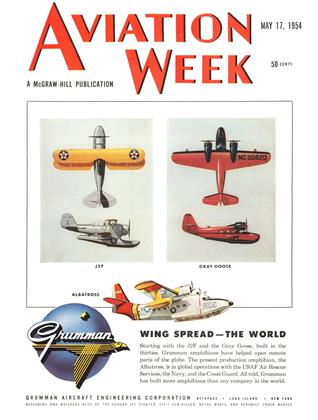 Cover for the May 17 1954 issue