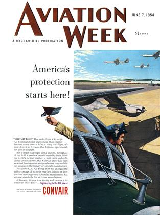 Cover for the June 7 1954 issue