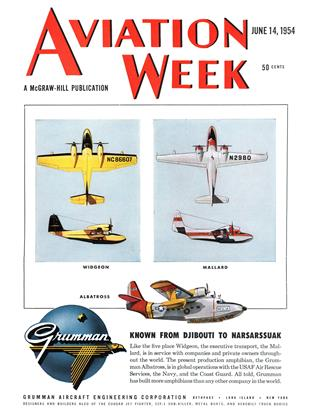 Cover for the June 14 1954 issue