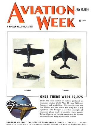 Cover for the July 12 1954 issue