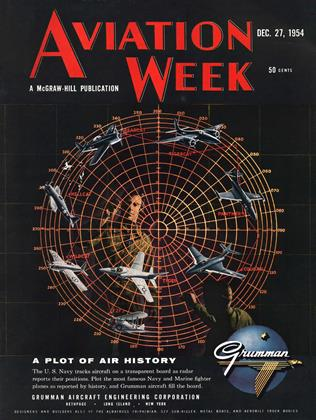Cover for the December 27 1954 issue