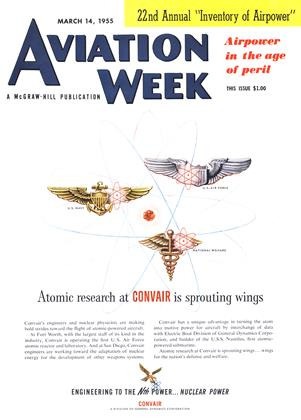 Cover for the March 14 1955 issue