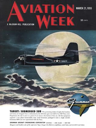 Cover for the March 21 1955 issue