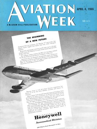 Cover for the April 4 1955 issue