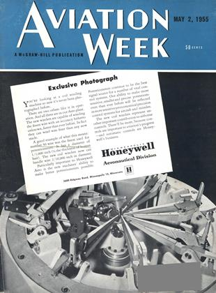 Cover for the May 2 1955 issue