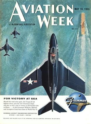 Cover for the May 16 1955 issue
