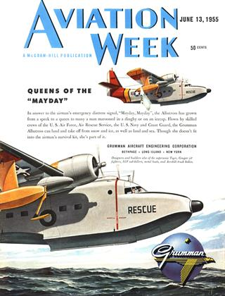 Cover for the June 13 1955 issue