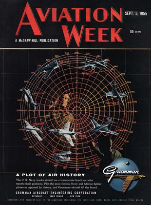 Cover for the September 5 1955 issue
