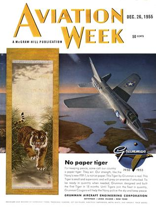 Cover for the December 26 1955 issue