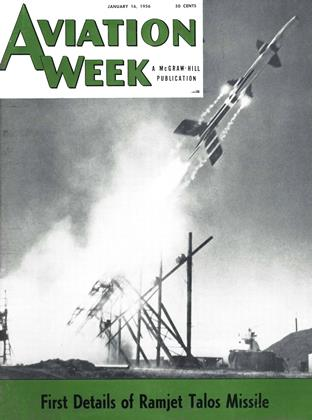 Cover for the January 16 1956 issue