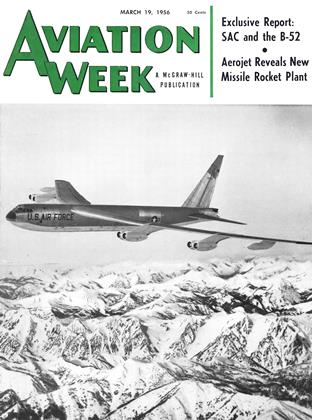Cover for the March 19 1956 issue
