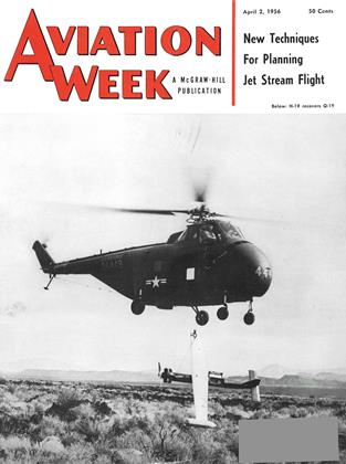 Cover for the April 2 1956 issue