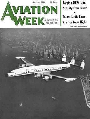 Cover for the April 16 1956 issue