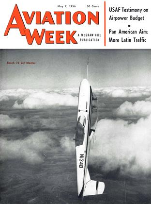 Cover for the May 7 1956 issue